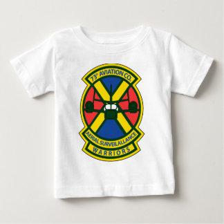 73rd Aviation Company - Aerial Surveillance - Warr Baby T-Shirt