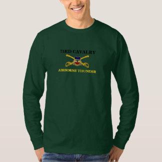 73RD CAVALRY AIRBORNE THUNDER L/S T-SHIRT