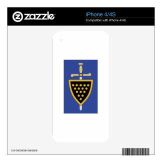 73rd Independent Infantry Brigade iPhone 4S Decals