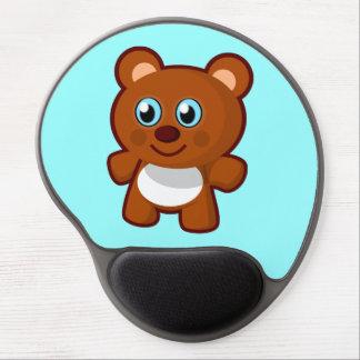 7414-little-bear-toy-vector  LITTLE BROWN TEDDYBEA Gel Mouse Mat