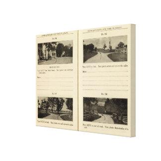 74649 Kinderhook Stretched Canvas Prints