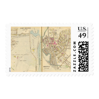 7475 East Chester, Bronxville Stamp