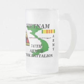 747th Armor Tank Batt Vietnam Mug