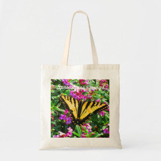 749 Butterfly Tote Bag