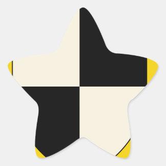 74^ Squadriglia Star Sticker