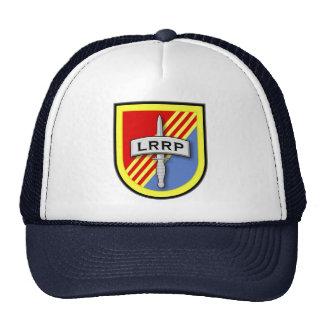 74th Infantry Regiment - Airborne LRRPs flash Trucker Hat