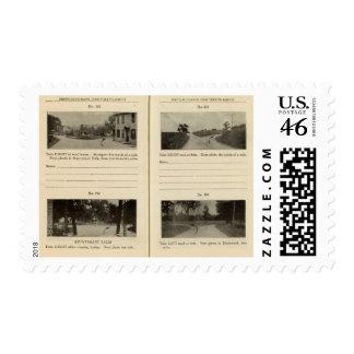 75053 Stockport, Stuyvesant Falls Postage Stamp
