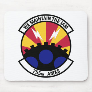 755th Aircraft Maintenance Squadron Mouse Pad