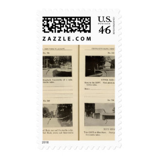 75861 Rhinebeck Upper Red Hook Blue Store Stamp