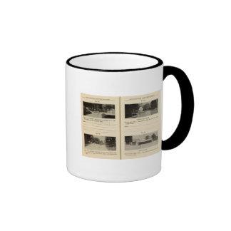 75861 Rhinebeck Upper Red Hook Blue Store Ringer Coffee Mug