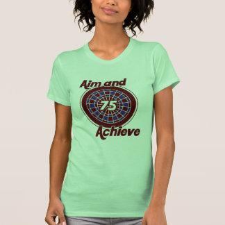 75: Apunte y alcance Camisas