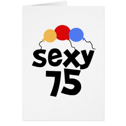 75 atractivos felicitación
