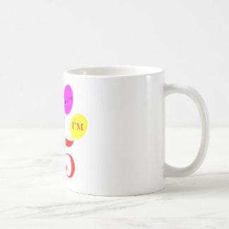 75 Balloons Coffee Mug