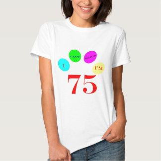 75 Balloons T-shirt