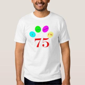 75 Balloons T Shirt