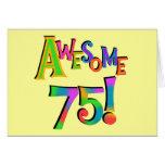 75 camisetas y regalos impresionantes del cumpleañ tarjetón