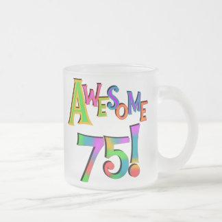 75 camisetas y regalos impresionantes del taza de cristal
