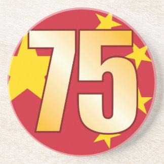 75 CHINA Gold Coaster
