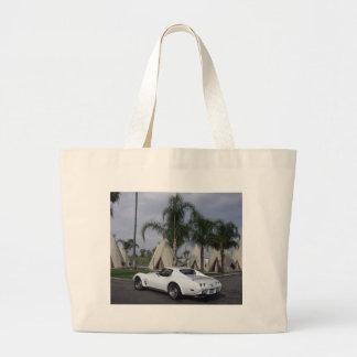 75 Corvette Canvas Bag