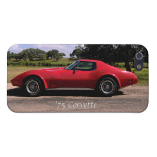 '75 Corvette Case Savvy iPhone 5/5S Case