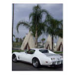 75 Corvette Postcards