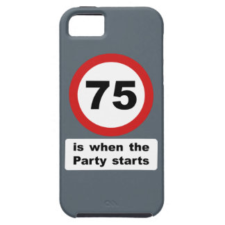 75 is when the Party Starts iPhone SE/5/5s Case