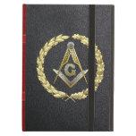 [75] Master Mason, 3rd Degree [Gold] iPad Air Cases