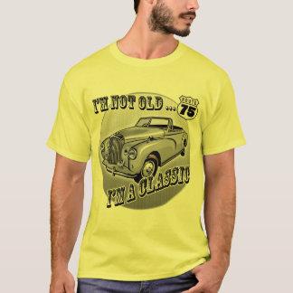75.o Camisetas y regalos del cumpleaños