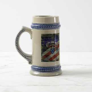 75.o Guardabosques Rgt Stine Tazas De Café