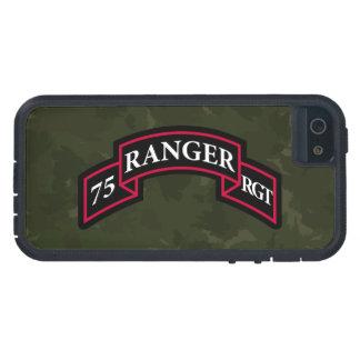 "75.o Regimiento de guardabosques ""Camo verde Funda Para iPhone SE/5/5s"