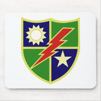 75.o Regimiento de guardabosques Mouse Pads
