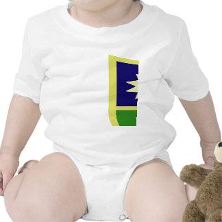 75.o Regimiento de guardabosques Trajes De Bebé