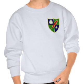 75.o Regimiento de guardabosques Sudadera Pulover