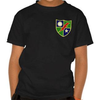 75.o Regimiento de guardabosques Camisetas