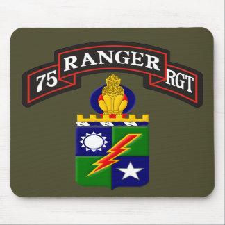 75.o Regimiento de guardabosques Tapete De Ratón