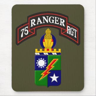75.o Regimiento de guardabosques Alfombrilla De Ratón