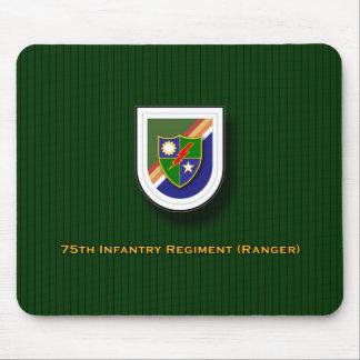 75.o Regimiento de infantería - flash de los guard Tapete De Ratones