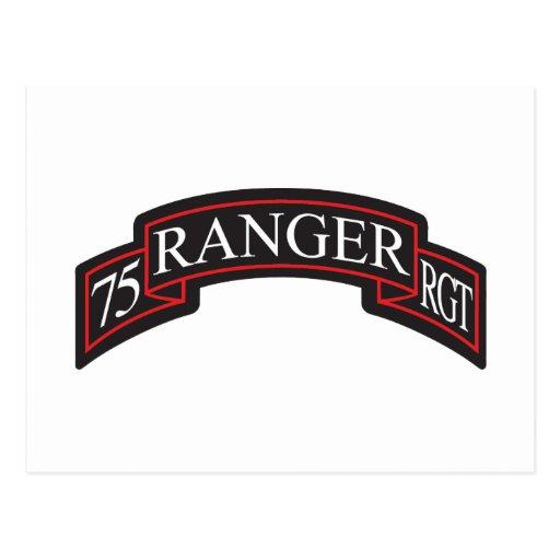 75.o Voluta del regimiento de guardabosques Postales