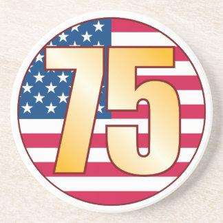 75 USA Gold Coaster