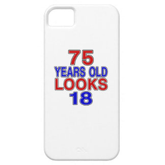 75 Years Old Looks 18 iPhone SE/5/5s Case
