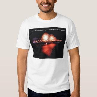 75th Anniversary of the Golden Gate Bridge Tee Shirt