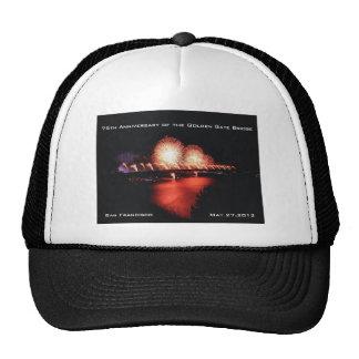 75th Anniversary of the Golden Gate Bridge Trucker Hat