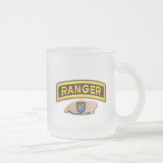 75th army airborne rangers veterans beer Mug
