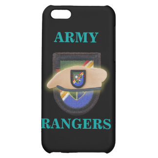 75th army rangers patch vets gifts mom  iPhone 5C cases
