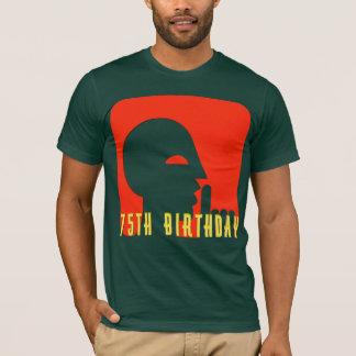 75th Birthday Gifts T Shirt