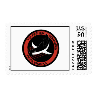 75th Fighter Squadron Postage