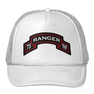 75th Infantry Regiment - Rangers scroll Trucker Hat