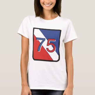 75th logo T-Shirt
