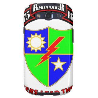 "75TH RANGER BATTALION ""ARMY RANGERS"" GALAXY S3 CASES"