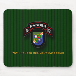 75th Ranger Regiment - Airborne Mouse Pad